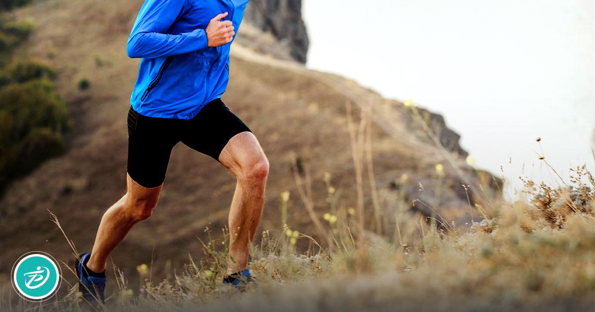 Como proteger os joelhos durante a corrida?