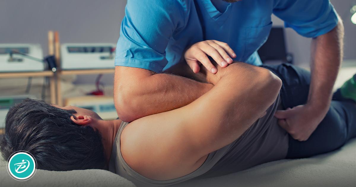 Estalos no Procedimento de Manipulação Osteopática